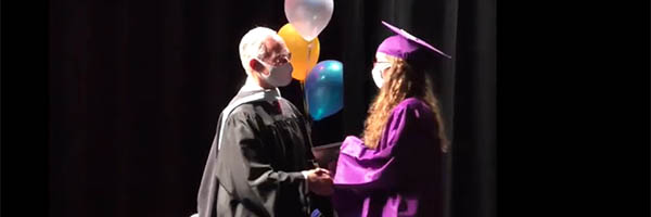 Principal and graduate
