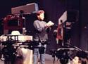 Farah Brown recording in Telecom studio